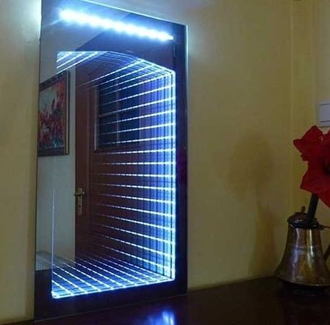 3d светодиодные панели